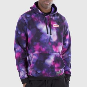 NWT NIKE nasa galaxy space stargazer hoodie xl xxl